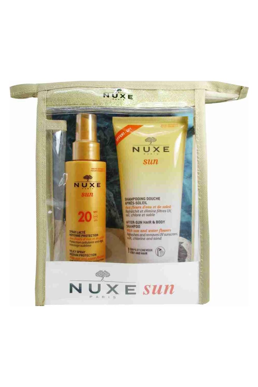 Nuxe Sun Screen Milky Spray Set SPF20