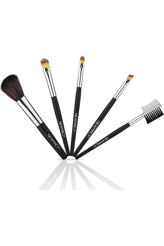 Newmacy Makeup Brush Set 5 Pieces