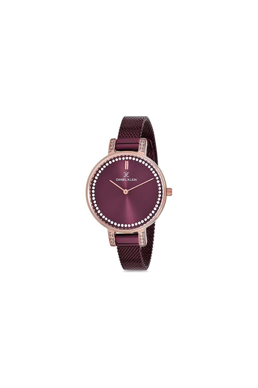 Daniel Klein Women's Wicker Bracelet Watch 8680161743897