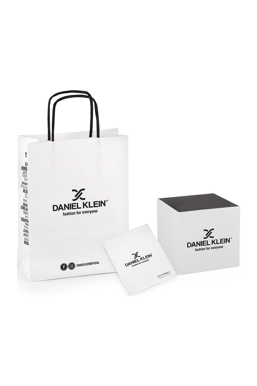 Daniel Klein Women's Wicker Bracelet Watch 8680161589815
