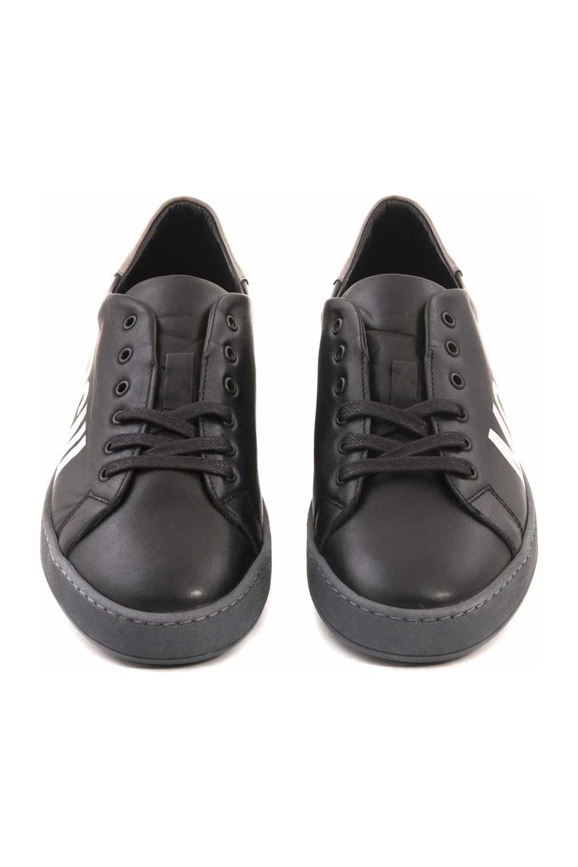 Kemal Tanca Leather Men's Sneaker 3639