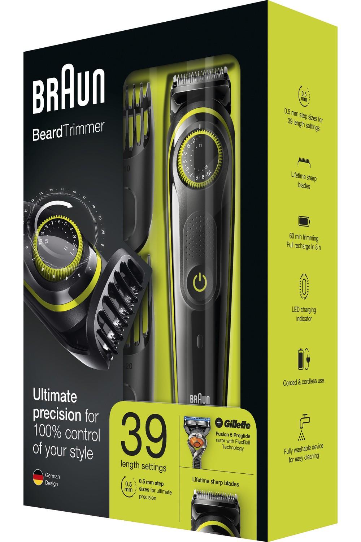 Braun Shaving Machine + Shaving Razor BT 3041