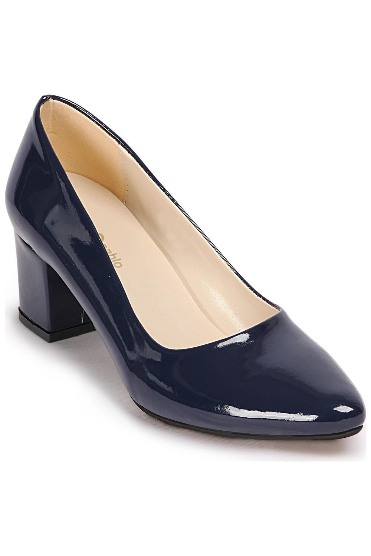 Mr. Pablo Women's Block Shoes