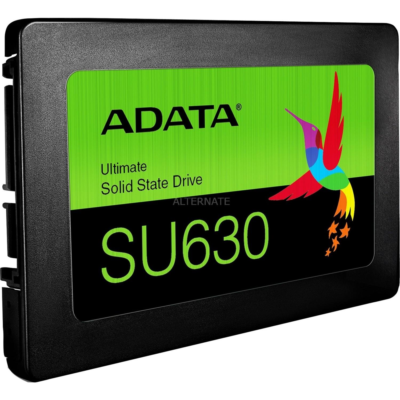 """Adata SU630 240GB 520 - 450 MB/s 2.5"""" Sata 3 SSD Fiyatı"""