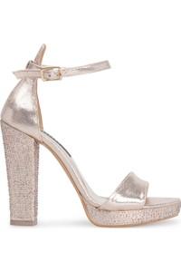 Kuum Women's Heeled Sandal K3509