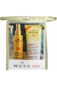 Nuxe Sun Screen Milky Spray Set SPF20