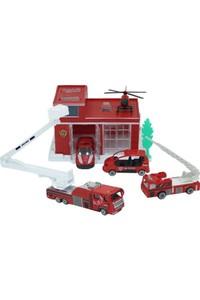 Maxx Wheels Kids Vehicle Toy-Garage Kit S00002028