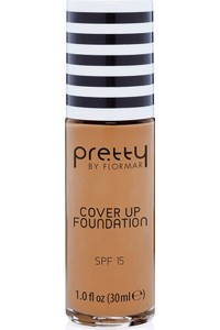 Flormar Pretty Cover Up Foundation Medium Beige