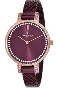 Daniel Klein Women's Wicker Bracelet Watch 8680161743897