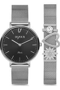 Dujour Paris Women's Watch and Bracelet Set DJW34-02