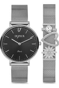 Dujour Paris Women's Watch and Bracelet Set DJW34-02