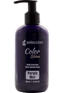 Seleccion Color Shine Conditioner Hair Dye Direct Green 250 ml
