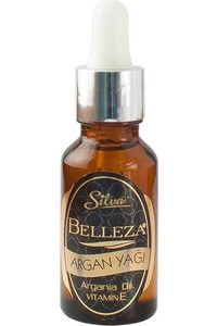 Silver Belleza New Argan Oil