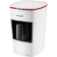 Arçelik K-3300 Beyaz Mini Telve Türk Kahve Makinesi