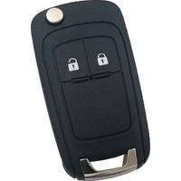 Esan Opel 2 Butonlu Astra J Anahtar Kabı Kumanda Kabı