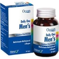 Ocean Plus Daily One Men'S 30 Tab