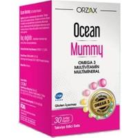 Orzax Ocean Mummy 30 Kapsül
