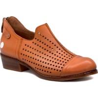Mammamia D19Ya 3615 Kadın Taba Casuel Ayakkabı