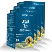 Ocean Plus 1200 mg 50 Kapsül (4 Adet)