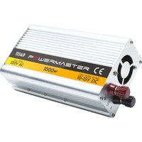 Powermaster Modified Sinus İnverter 12V-1000W