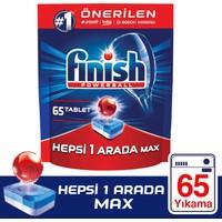 Finish Hepsi Bir Arada 65 Tablet Bulaşık Makinesi Deterjanı