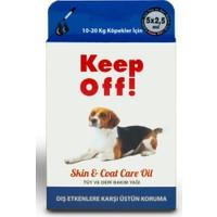 Keep Off Orta Köpek 10-20 kg Ense Damlası