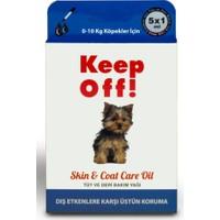Keep Off Küçük Köpek 0-10 kg Ense Damlası