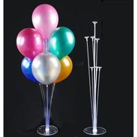 Miray Süs Balon Süsleme Standı 7 Çubuklu Set
