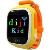 Dijikid Android İOS Uyumlu GPS Takip   Sim Kart   Akıllı Çocuk Saati