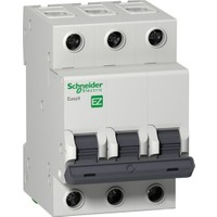 Schneider Electric Easy9 3 kA C Eğrisi 3 Kutup 32A Otomatik Sigorta