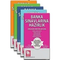 Banka Sınavlarına Hazırlık Önlisans Mezunları İçin Modüler Set 5 Kitap-Şener Babuşcu