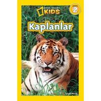 National Geographic Kids: Kaplanlar-Laura Marsh