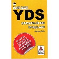 YDS Stratejiler İpuçları Kartı - Osman Çetin