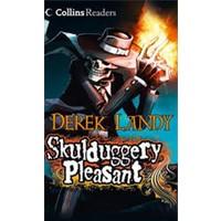 Skulduggery Pleasant (Collins Readers)