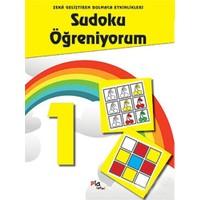Sudoku Öğreniyorum 1-Kolektif