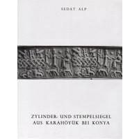 Zylinder-Und Stempelsiegel Aus Karahöyük Bei Konya-Sedat Alp