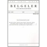 Türk Tarih Belgeleri Dergisi Cilt: 24 Sayı: 28-Kolektif