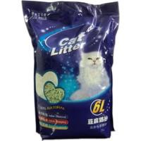 All Field Yeşil Çay Aromalı Tofu Kedi Kumu 6 lt