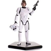 Iron Studios Star Wars Luke Skywalkwer Stormtrooper Disguise Art Scale Statue