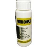 Vermx-TR Vermb Complex Tüy Gelişimi ve Yağlanma Önleyici Vitamin Biotin ve Aminoasit