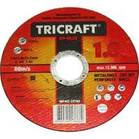 Tricraft Inox Metal Kesici Taş 115x1.0x22 mm 25'li