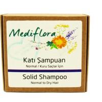 Mediflora Normal/ Kuru Saçlar İçin Katı Şampuan (Konsantre)