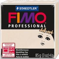 Staedtler Fimo Professional Polimer Kil Doll Art 85Gr. Beige