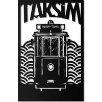 Artepera Taksim Metal Tablo - APT132 45 x 70 cm