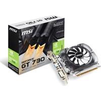 MSI NVIDIA GeForce GT 730 4GD3V2 4GB 128 bit DDR3 DX(12) PCI-E 2.0 Ekran Kartı ( N730-4GD3V2 )