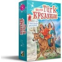 Büyük Türk Efsaneleri Seti (10 Kitap)