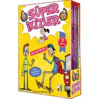 Süper İkizler (10 Kitap Takım) - Nehir Aydın Gökduman