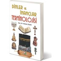 Dinler Ve İnançlar Terminolojisi