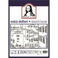 Südor Eskiz Defteri A4 120 G 50 Yp Bn05-4