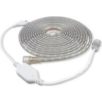 Petrix Led Şerit - 5Metre - Sıcak Beyaz - Adaptör dahildir